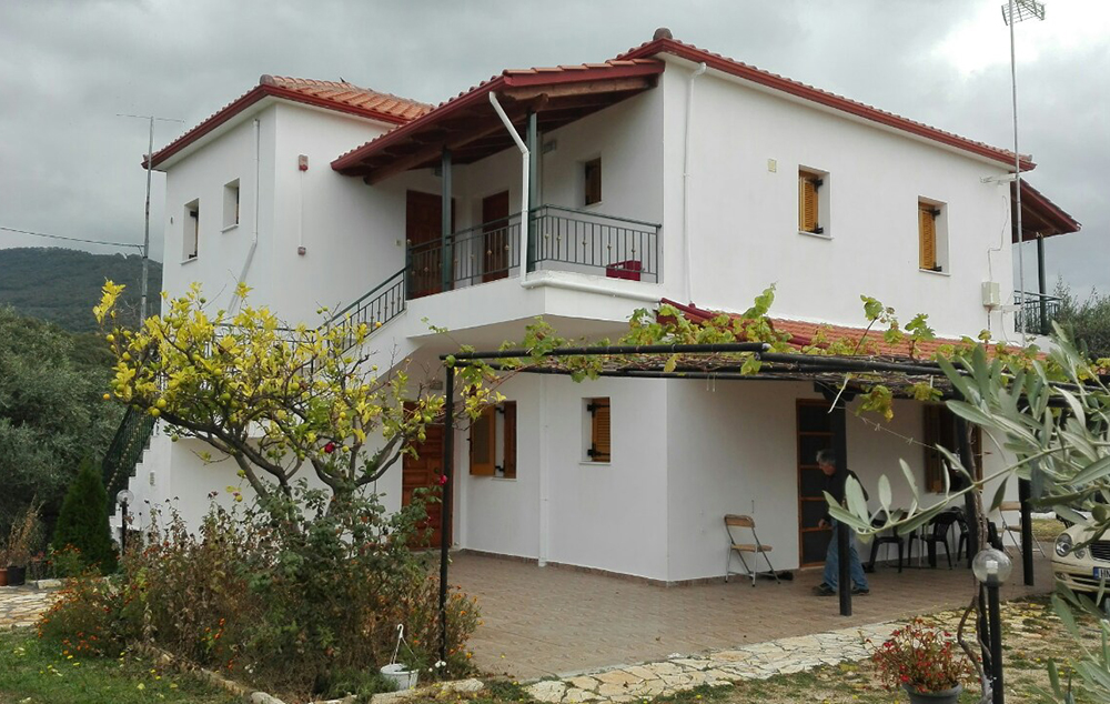 Vila Angelika Sivota