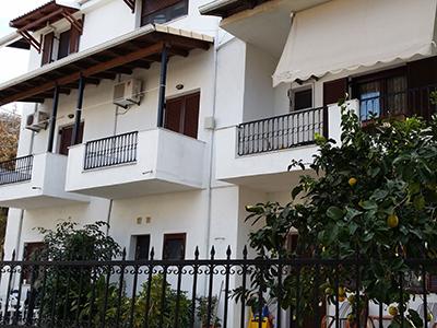 Apartmani Doukas u Sivoti